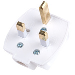 Legrand UK Mains Connector BS 1363, 13A, Cable Mount, 250 V ac