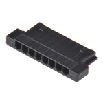 JAE, FI Series 1.25mm Pitch 8 Way 1 Row Straight Cable Mount LVDS Connector, Plug Housing, Crimp Termination