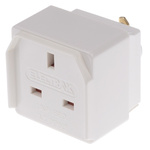 Electrak UK to UK Travel Adapter, Rated At 13A