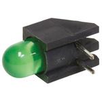 Bivar H178CGD, Green Right Angle PCB LED Indicator, Through Hole 2.8 V