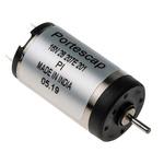 Portescap DC Motor, 2.3 W, 12 V, 2.4 mNm, 10800 rpm, 1.5mm Shaft Diameter