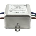 TE Connectivity EMI Filter - 52.6mm Length, 10 A, 250 V ac