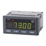 Sifam Tinsley RN30B-112900E7, 2 Channel, Chart Recorder Measures Current, Humidity, Resistance, Temperature, Voltage