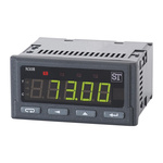 Sifam Tinsley RN30B-102900E8, 2 Channel, Chart Recorder Measures Current, Humidity, Resistance, Temperature, Voltage
