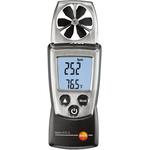 Testo Testo 410-2 NTC, Rotary Vane 20m/s Max Air Velocity Air Velocity, Humidity, Temperature Anemometer