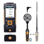 Testo Testo 440 Air Flow Kit1 Data Logging Air Quality Monitor, Battery-powered