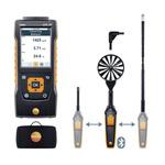 Testo Testo 440 Air Flow Kit2 Data Logging Air Quality Monitor, Battery-powered