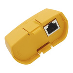 Fluke Networks MS-POE-WM Wiremap Adapter for MicroScanner Verifies Voice/Data/Video Cables