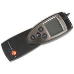 Testo Testo 512 Differential Manometer, Max Pressure Measurement 200mbar UKAS