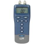 Digitron 2000P Differential Digital Pressure Meter With 2 Pressure Port/s, Max Pressure Measurement 2bar