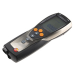 Testo Testo 435-1 Hotwire, Rotary Vane 40m/s Max Air Velocity Humidity, Temperature Anemometer