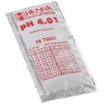 Hanna Instruments HI70004C Buffer Solution, 20ml Sachet, 4.01pH