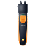 Testo Testo 510i Differential Manometer With 1 Pressure Port/s, Max Pressure Measurement 150hPa