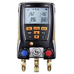 Testo Testo 549 Absolute Manometer With 1 Pressure Port/s, Max Pressure Measurement 870psi