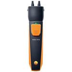 Testo Testo 510i Differential Manometer With 1 Pressure Port/s, Max Pressure Measurement 150hPa RSCAL