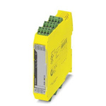 Phoenix Contact 24 → 230 V ac/dc Safety Relay -  Dual Channel With 3 Safety Contacts  Compatible With Emergency