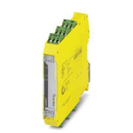 Phoenix Contact 24 → 230 V ac/dc Safety Relay -  Dual Channel With 2 Safety Contacts  with None Auxiliary