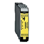 KA Schmersal 24 V Safety Relay -  Dual Channel With 3 Safety Contacts  with 1 Auxiliary Contact