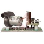 "Ametek Centrifugal Fan 127 x 127 x 71.6mm, 71.29m³/h, 24 V dc DC (Minijammer 5.0"" Series)"