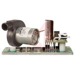 "Ametek Centrifugal Fan 127 x 127 x 71.6mm, 56.85m³/h, 12 V dc DC (Minijammer 5.0"" Series)"