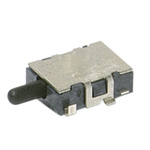 PCB Slide Switch Single Pole Double Throw (SPDT) Latching 6 A @ 120 V ac, 6 A @ 28 V dc Slide