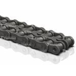 Tsubaki BS GT4 Winner ISO 606 (DIN 8187) 08B, Carbon Steel Duplex Roller Chain, 5m Long