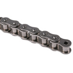 TYC 40-1, Stainless Steel Simplex Roller Chain, 3.05m Long