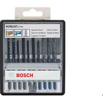 Bosch 7 piece Multi-Material, 3mm to 8mm