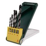 Bosch 5 piece Multi-Material Twist Drill Bit Set, 4mm to 8mm