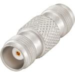 Straight 50Ω RF Adapter TNC Socket to TNC Socket 10GHz