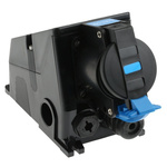 Emerson Network Power Surface Mount 2P+E Industrial Power Socket ATEX, IECEx, Rated At 16.0A, 200-250 Vac 50/60Hz