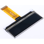 Univision 2.38in Yellow Passive matrix OLED Display 128 x 32pixels COG SPI Interface