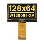 Electronic Assembly Yellow Passive matrix OLED Display 128 x 64pixels COB I2C, SPI Interface