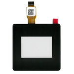 Electronic Assembly EA TOUCH102-17C1 Capacitive Touch Screen Sensor, 25 x 34