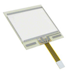 Electronic Assembly EA TOUCH102-1 Capacitive Touch Screen Sensor, 25 x 34