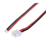 JKL Components ZCH-200-I Power Supply LED Cable for ZRS-8480 LED Light Bar, 200.7mm