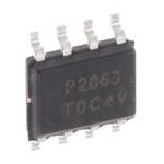 DiodesZetex PAM2863ECR LED Driver IC, 4.5 → 40 V dc 2A 8-Pin SOP