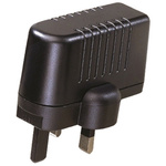Friwo, 8W Plug In Power Supply 24V dc, 330mA, Level V Efficiency, 1 Output Switched Mode Power Supply, Type G