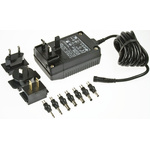 Friwo, 30W Plug In Power Supply 5V dc, 4A, Level V Efficiency, 1 Output Switched Mode Power Supply, Australia, European