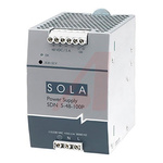 Sola SDN-P PSU with High MTBF and Reliability, Power Factor Correction 85 → 132V ac Input Voltage, 48V dc Output