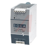 Sola SDN-P PSU with High MTBF and Reliability, Power Factor Correction 85 → 132V ac Input Voltage, 12V dc Output