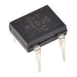 Diodes Inc DF02M, Bridge Rectifier, 1A 200V, 4-Pin DF-M