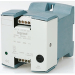 Legrand Linear DIN Rail Panel Mount Power Supply 12V dc Output Voltage, 10A Output Current, 120W