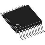 Analog Devices, DAC Quad 16 bit-, 125ksps, ±0.07%FSR Serial (SPI/QSPI/Microwire), 16-Pin TSSOP