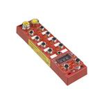 Molex 112095 Series M12 I/O module, 8 Port, EtherNet/IP