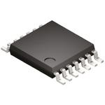 DiodesZetex 74AHC86T14-13, Quad 2-Input XOR Schmitt Trigger Logic Gate, 14-Pin TSSOP