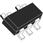 DiodesZetex 74AHC1G00W5-7 2-Input NAND Schmitt Trigger Logic Gate, 5-Pin SOT-25
