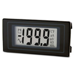 Lascar Digital Voltmeter DC, LCD Display 3.5-Digits ±1 %, 22 x 45 mm
