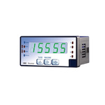 Baumer PA418.065AX01 , LED Digital Panel Multi-Function Meter for Current, Power, Voltage, 45mm x 92mm