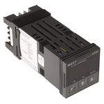 West Instruments N6500 PID Temperature Controller, 48 x 48 (1/16 DIN)mm, 2 Output Relay, SSR, 100 → 240 V ac
